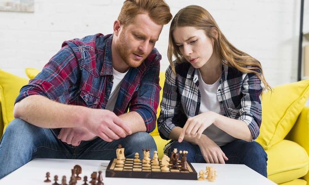 Who's likely to win the chess game