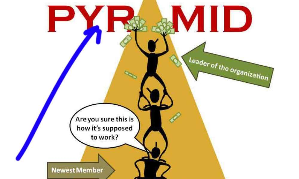 Why You Should Be Worried About Pyramid Schemes