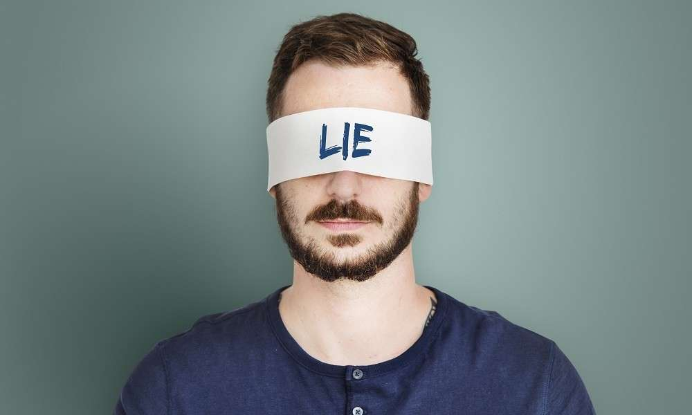 How to tell a person is lying