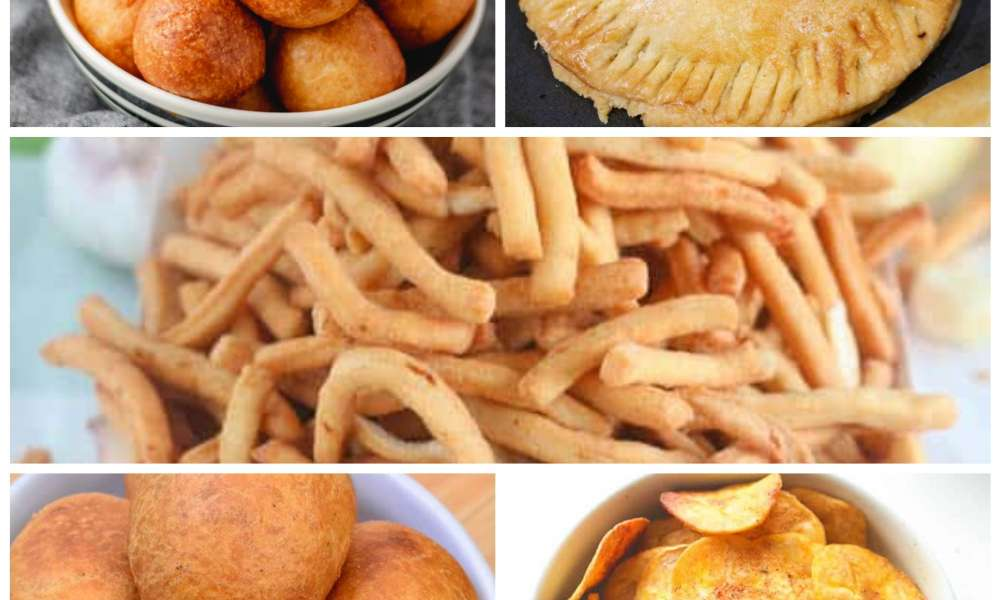 5 Most Common Nigerian Snacks And How To Prepare Them